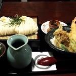 うどん本陣 山田家 - 天丼定食