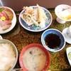 きくち 旬彩・味心 - 料理写真:天刺定食2100円