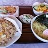 味華 - 料理写真:A定食(ラーメン&炒飯)