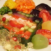 LEVEL - 季節の野菜の盛合せ