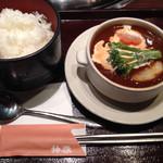 神戸牛 神源 - タンシチュー
