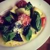 バル トト - 料理写真:水茄子のサラダ