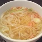 マンゴスチン - 米麺(ランチセット)