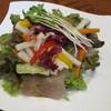 ビストロ・プチ・ブラン - 料理写真:サラダ