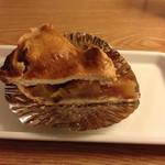 マーテル - シナモンの香りがするトロトロリンゴの美味しいパイ