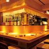四川酒楼 - 内観写真:日本酒をタップリ愉しむカウンター席