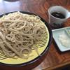 ヨコテ家 - 料理写真:ざるそば(700yen)