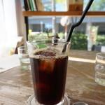 ゼロハチコーヒー - アイスコーヒー