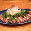 縁 - 料理写真:牛肉のたたき