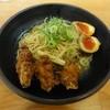げんこつ - 料理写真:唐揚げ冷麺