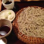 衣掛庵昌 - 料理写真:もり蕎麦