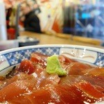 磯丸水産 - まぐろヅケ丼