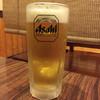 春来 - ドリンク写真:生ビール