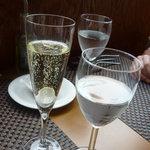 フランス食堂 フーヴェール - スパークリング