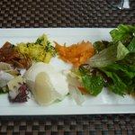 フランス食堂 フーヴェール - 前菜盛り合わせ