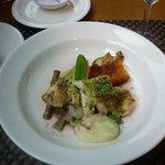 フランス食堂 フーヴェール - メイン~pork