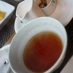 フランス食堂 フーヴェール - 紅茶
