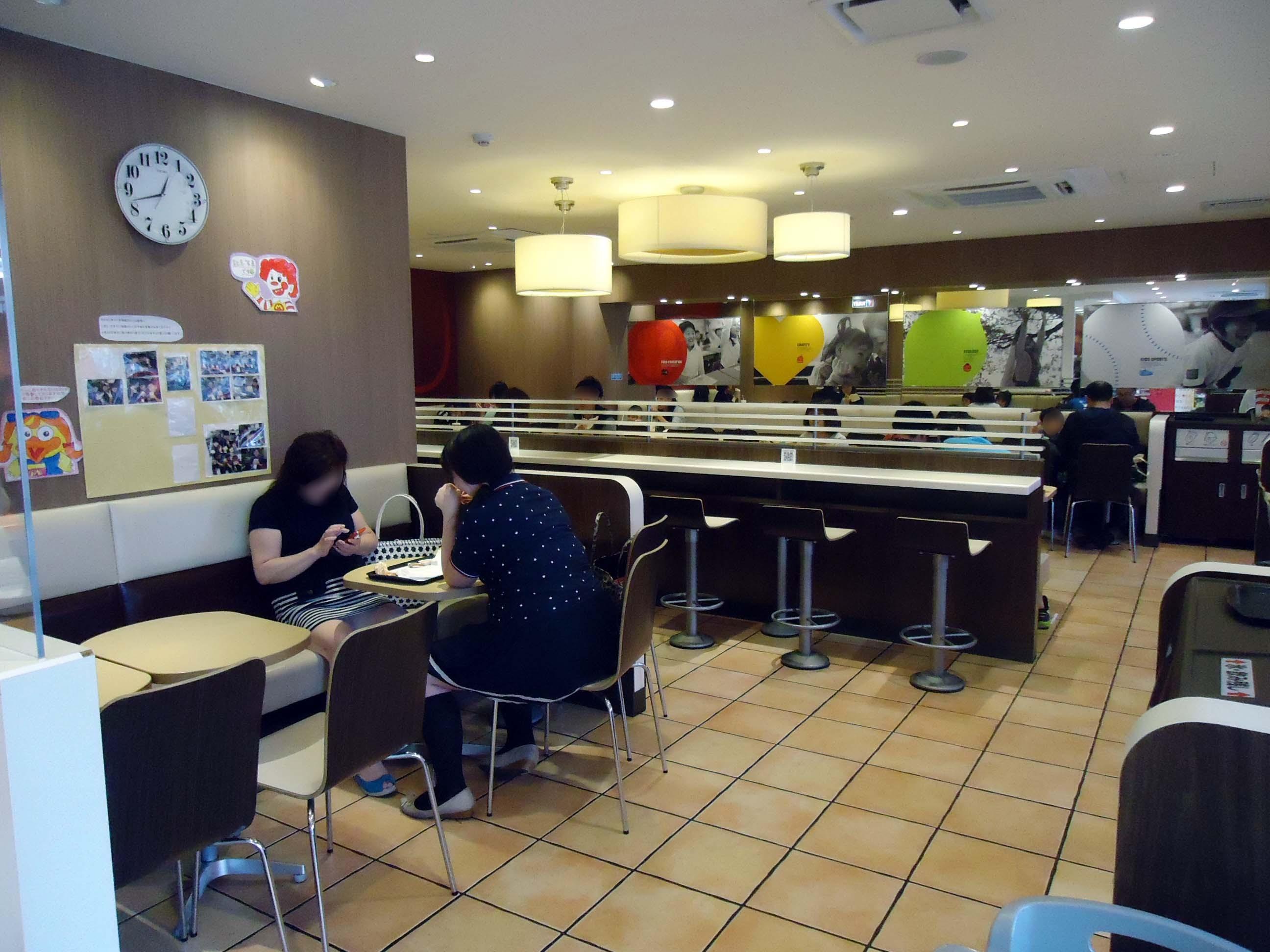 マクドナルド 一之江駅前店