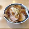 ラーメン専科 麺々 - 料理写真:麺久ラーメン(M4シャーマン並の強敵)。