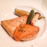 カーディナス・ギンザ - お魚料理