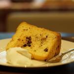 サンドイッチカフェ リール - チョコチップシフォンケーキ