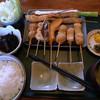 串揚処 ぶらんにゅう亭 - 料理写真:Aランチ