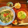 極らく茶屋 - 料理写真:釜揚げしらす丼