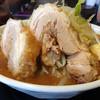 鬼首 - 料理写真:豚ラーメンみそ味