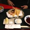 銀座 天一 - 料理写真:あやめ膳 (2015/04)