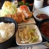 りんどう - 料理写真:950円のポークカツ定食