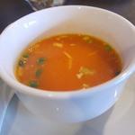 インド料理 ポカラ - 不思議な味の癖になるスープ