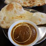 インド料理 ポカラ - マトンカレー