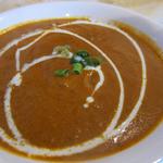 インド料理 ポカラ - キーマカレー