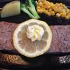 ステーキハウスmomo - 料理写真:サーロインステーキ150g アメリカ産