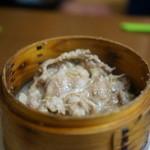 台湾料理 光春 - 肩ロースの五香蒸し肉