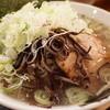 すすきのらぁめん 膳 - 料理写真:2015.05塩