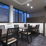 Dining TABI - 2階のテーブル席