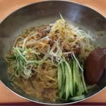 グリーンハウス - 冷やし坦々麺