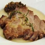 肉料理 黒麒麟 - 料理写真:熟成豚のグリル
