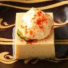 しゃぶせん - 料理写真:アスパラ豆腐
