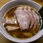 一番いちばん - チャーシュー麺