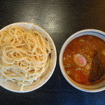 東池袋大勝軒 うさぎ家 - 濃厚特製もりそば(しょうや)(750円)+300㌘(50円)