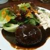 ママス - 料理写真:ランチのハンバーグ