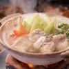 ホテルニューツルタ - 料理写真:冬季メニュー「ふぐ鍋」