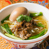 台南担仔麺 - 料理写真:担仔麺or担米粉