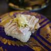 江戸前回転寿司えびす - 料理写真:まぐろ炙りごま油ねぎ塩~☆