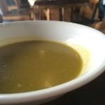 ミラフローレス - 野菜と鶏肉のスープ