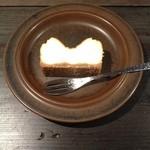 工芸空間フゾン - チーズケーキ(¥400)