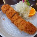 創食浪漫館 TONTON - 黒豚フィレカツ