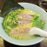 麺工房 武 - 牛塩ラーメン(780円)